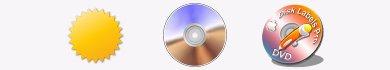 Etichette da stampare gratis per cd prodotti regali - Regali da ufficio ...