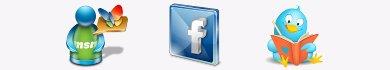 caratteri facebook e msn