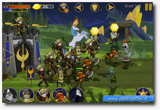 legendary wars free