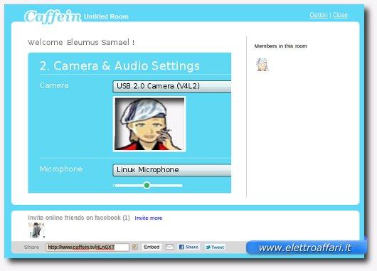 come creare una videoconferenza