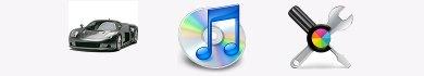 Cambiare tonalità e velocità di riproduzione dei file audio