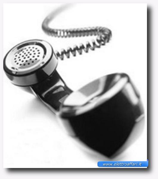 tramite telefono