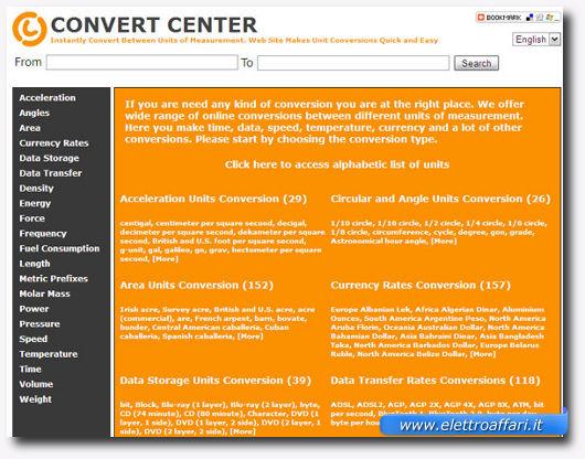 convert center