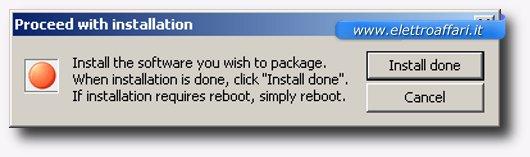 installazione del programma sul PC