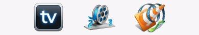 vedere e registrare lo streaming su linux