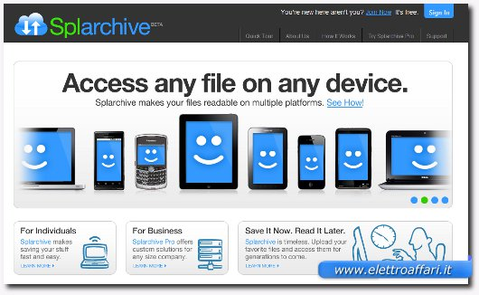 spl archive