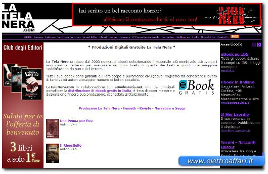 ebook contemporanei