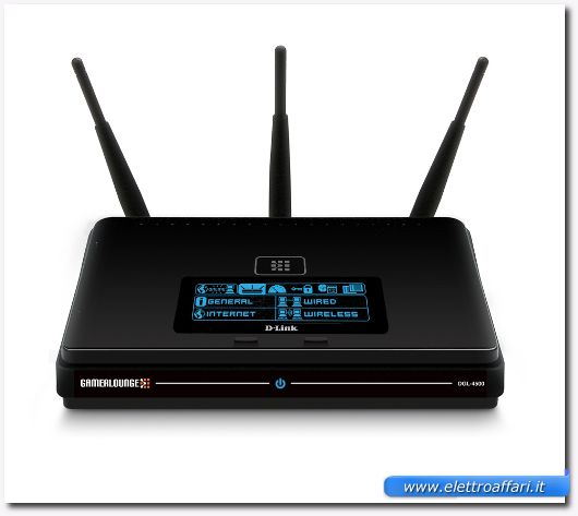 conoscenza base del router wireless
