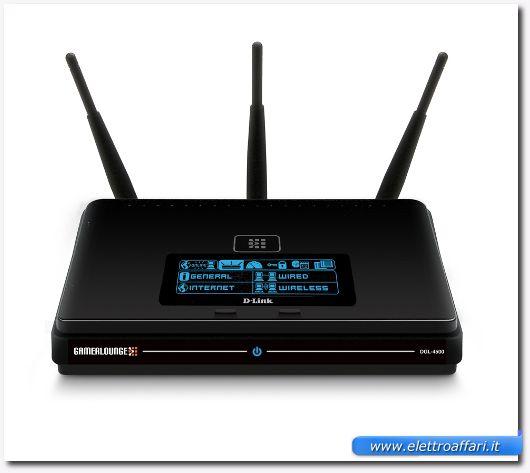 conoscenza base del router wireless