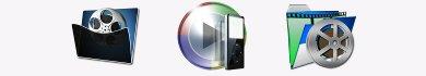 player video e audio