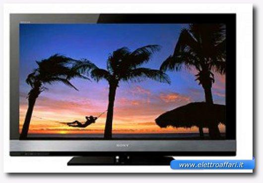 tv sony LCD