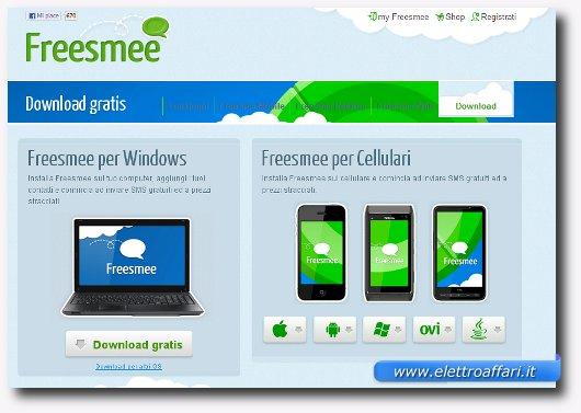 Software per inviare SMS gratis