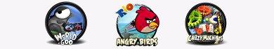 Giochi simili ad Angry Birds da giocare offline