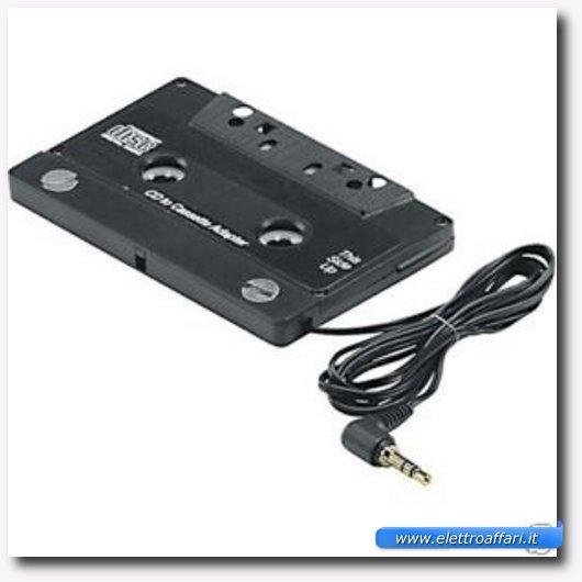 Quinto metodo per collegare l'iPod allo stereo della macchina