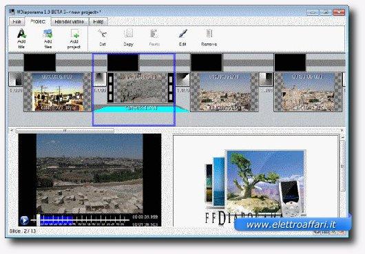 ffdiaporama software