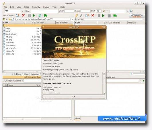 Primo Client FTP