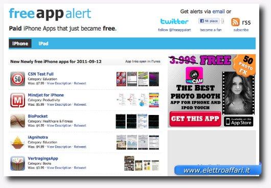 Secondo sito per scaricare apps e giochi