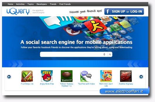 Terzo sito per scaricare apps e giochi