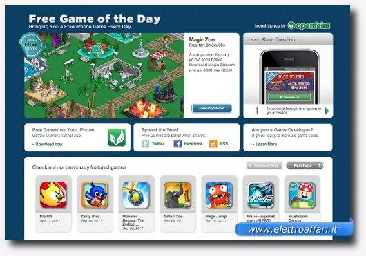 Quarto sito per scaricare apps e giochi