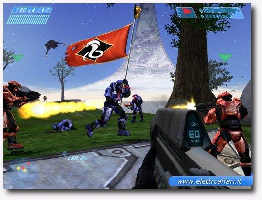 Immagine di Halo Combat Evolved, uno dei migliori giochi sparatutto