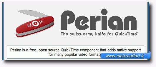Primo programma per vedere e convertire video su Mac