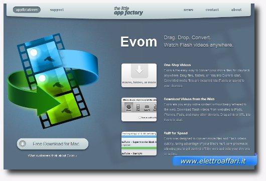 Decimo programma per vedere e convertire video su Mac
