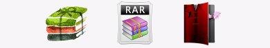 Vediamo quale tra i formati RAR e ZIP è il migliore