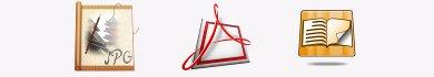 Convertire file PDF in altri formati