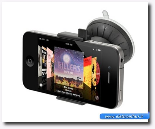Immagine del quarto accessorio per iPhone 4S