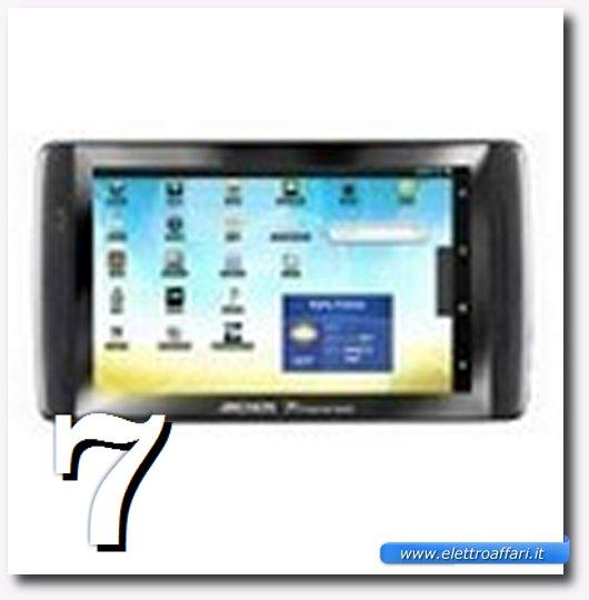 Settima alternativa all'iPad