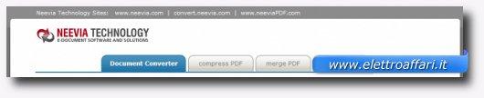 Secondo sito per convertire documenti online
