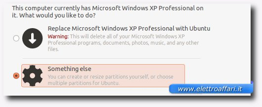 Installare Linux su SD