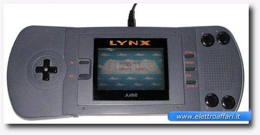 Emulatore Atari Lynx
