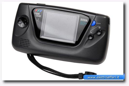Emulatore Sega Game Gear