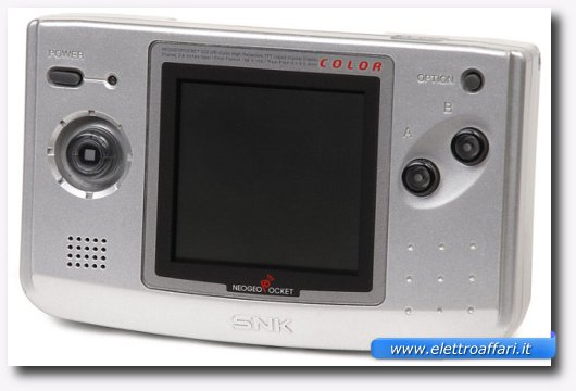 Emulatore Neo Geo Pocket Color
