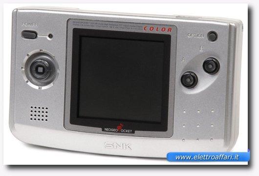Emulatore Neo Geo Pocket Color
