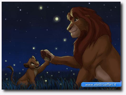 """Immagine di """"Il Re Leone"""""""