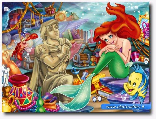 """Immagine di """"La Sirenetta"""""""