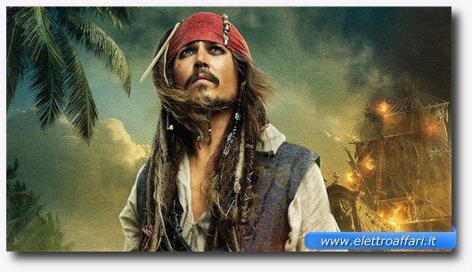"""Immagine di """"Pirati dei Caraibi"""""""