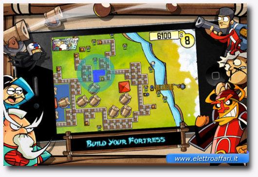 Quinto gioco multiplayer per iPhone