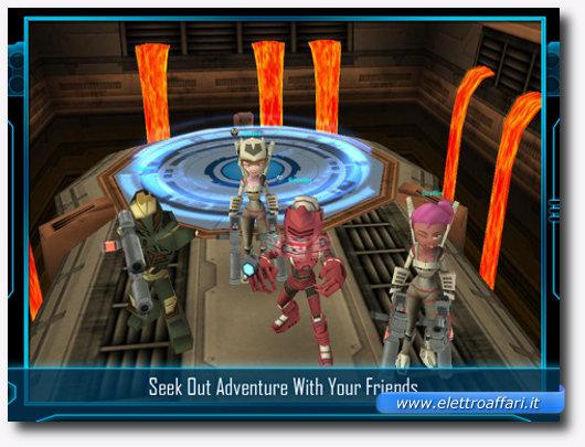 Settimo gioco multiplayer per iPhone