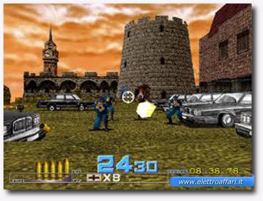 Quinto gioco sparatutto per iPhone