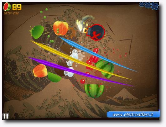Primo gioco per iPad 2