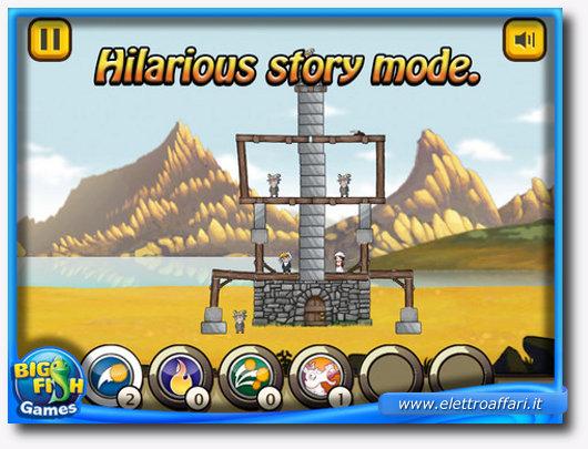 Terzo gioco per iPad 2