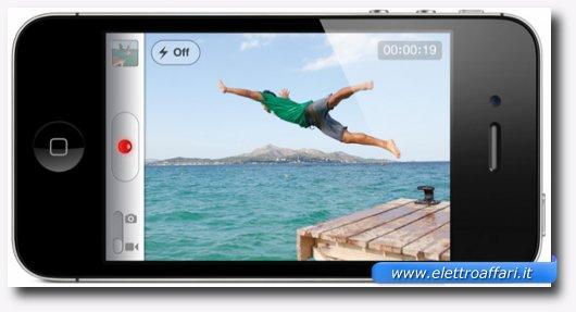Prima caratteristica migliorata nell'iPhone 4S