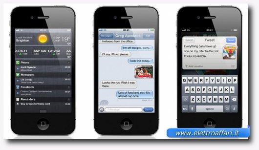 Seconda caratteristica migliorata nell'iPhone 4S