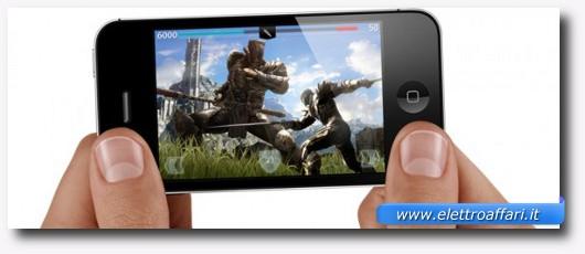 Terza caratteristica migliorata nell'iPhone 4S