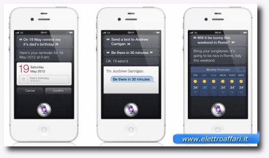 Quarta caratteristica migliorata nell'iPhone 4S