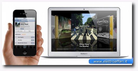 Quinta caratteristica migliorata nell'iPhone 4S