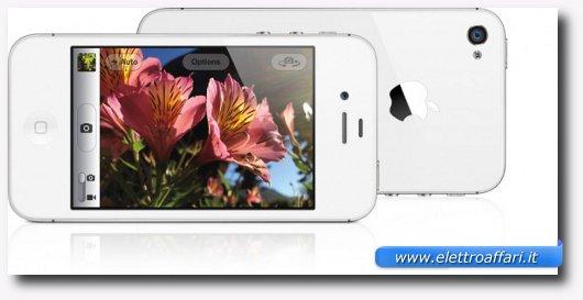 Sesta caratteristica migliorata nell'iPhone 4S
